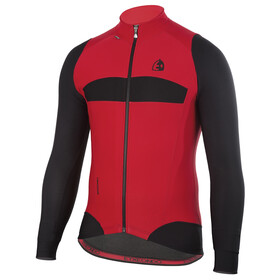 Etxeondo Teknika Windstopper Jacket Men Black/Red